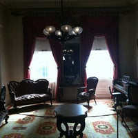 Photo taken at Merchant's House Museum by Brian M. on 3/21/2013