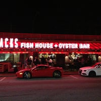 Photo taken at Racks Oyster And Steak House by Uf T. on 2/2/2013