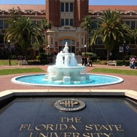 Photo taken at Florida State University by Uf T. on 3/28/2013