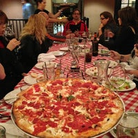 Photo taken at Grimaldi's Coal Brick-Oven Pizzeria by Uf T. on 2/28/2013