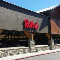Photo taken at Raley's by Joe R. on 7/25/2014