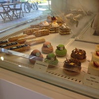 Photo taken at Arpège Patisserie by Yasemin A. on 10/1/2014