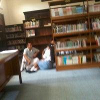 Photo taken at Perpustakaan SMA Negeri 1 Kuta by de S. on 11/16/2012