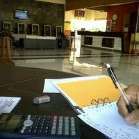 Photo taken at Hall FTI Universitas Islam Indonesia by ADI M. on 6/20/2013