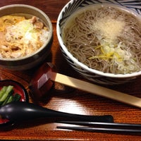 Photo taken at おらが蕎麦 京橋イオン店 by 近藤 嘉. on 1/29/2016