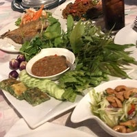 Photo taken at Bon Khao Restaurant by tinacolobockle on 10/31/2017
