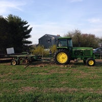 Photo taken at Old Man Coleman's Farm by Brian C. on 4/13/2014