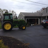 Photo taken at Old Man Coleman's Farm by Brian C. on 4/18/2014