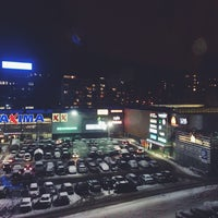 Photo taken at Park Inn by Radisson by Елизавета П. on 12/6/2013