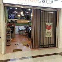 Photo taken at Tattoo Soup Tattoos & Piercing Studio, Merdeka Mall by Harry Yii_T.A.T's Tattoo Studio on 3/12/2014