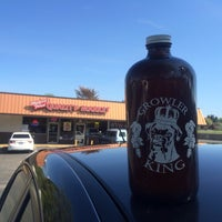 Photo taken at Growler King at Quality Market by Kathleen L. on 4/28/2014