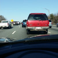 Photo taken at I-95/495 Exit 7 - Branch Avenue (MD 5) by Daryl M. on 4/1/2014