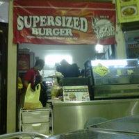 Photo taken at Yazid Burger by Miizan R. on 1/9/2013