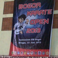 Photo taken at IPB bogor by bubby a. on 6/23/2013