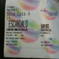 Photo taken at Cinemex MacroPlaza Tijuana by Alia D. on 1/19/2014
