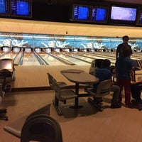 Photo taken at Dream Lanes by Stephenie H. on 12/14/2014
