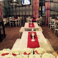 Photo taken at Pizzeria Leierov Dvor by Katarína K. on 1/10/2016