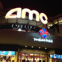 Photo taken at AMC Disney Springs 24 with Dine-in Theatres by Nourah A. on 1/10/2013