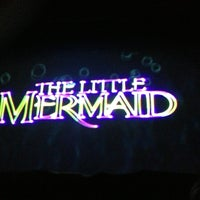 Photo taken at Voyage of The Little Mermaid by Nourah A. on 1/9/2013