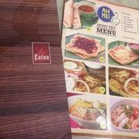 Photo taken at Eaton | Ah Mei Cafe | Sen Ju by dtorini on 9/8/2016