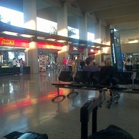 Photo taken at Alfonso Bonilla Aragón International Airport (CLO) by marcela c. on 2/1/2014