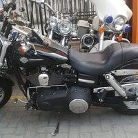 Photo taken at Mabua Harley-Davidson by Febri I. on 2/5/2014