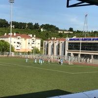 Photo taken at Adapazarı Belediye Spor Kompleksi by Av.Asım Y. on 5/24/2017