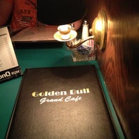 Photo taken at Golden Bull Grand Cafe by Kayleigh A. on 2/14/2014
