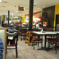 Photo taken at Cicis by Jacob P. on 2/9/2012
