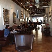 Photo taken at Odd's Cafe by Paul M. on 10/21/2014