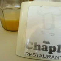 Photo taken at Restaurante Chaplin by antonio m. on 10/22/2012