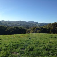 Photo taken at Westwood Hills Park by Jun G. on 3/18/2014