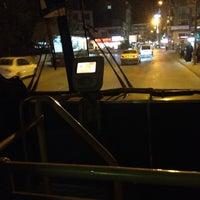 Photo taken at belediye otobüsü by Emine U. on 6/15/2015