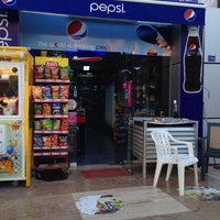 Photo taken at Barani Off Licence by Halil D. Gnc on 2/13/2014