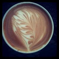 Photo taken at Mars Cafe by Megan B. on 10/15/2012