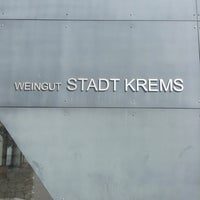 Photo taken at Weingut Stadt Krems by Eric P. on 8/19/2013