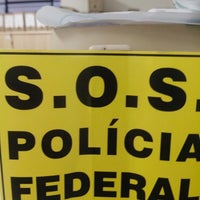 Photo taken at Delegacia da Polícia Federal by Lucas M. on 12/6/2013