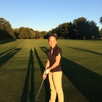 Photo taken at Allendale Country Club by Natalie D. on 9/27/2014