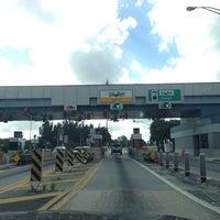 Photo taken at Florida's Turnpike & Okeechobee Rd (SR-70) by Seulki on 12/8/2013