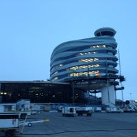 Photo taken at Edmonton International Airport (YEG) by Seulki on 3/14/2013