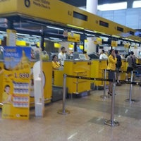Photo taken at Nok Air (DD) Domestic Check-In Area by Napat N. on 7/24/2013