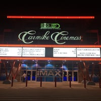 Photo taken at Carmike Cinemas by Alex Dale on 4/15/2014