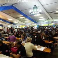 Photo taken at Octoberfest by Simone A. on 10/6/2012
