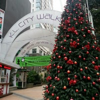 Photo taken at KL CityWalk by Harry T. on 12/14/2013