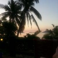 Photo taken at North Beach Mana Island Fiji by Hoony on 6/3/2013