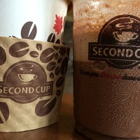 Photo taken at Second Cup by Christos F. on 5/15/2014