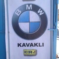 Photo taken at kavaklı BMW servis by Asabdbd H. on 8/6/2014