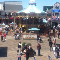 Photo taken at Pier 39 by Jeannine Z. on 5/29/2013
