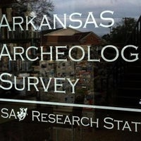 1/31/2013にJamie B.がArkansas Archeological Survey SAUで撮った写真
