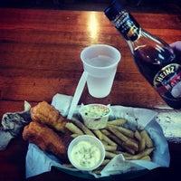 Photo taken at Thousand Oaks Fish & Chips by gj = acomputerpro on 4/6/2013